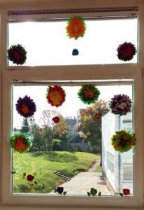 """8 (,,Boružėlių"""") grupėje įrengtas aplinkos stebėjimo langas"""
