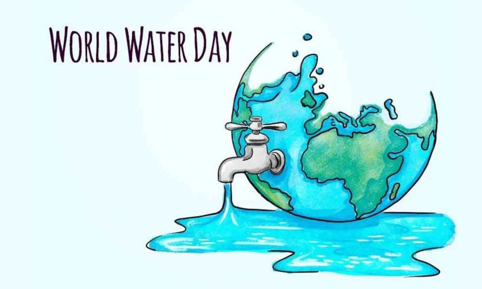 Kovo 22 – oji pasaulinė vandens diena