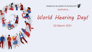 Kovo 3 d. – Tarptautinė ausų ir klausos diena
